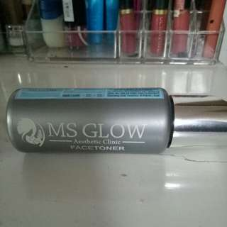 Face toner ms glow original 100%