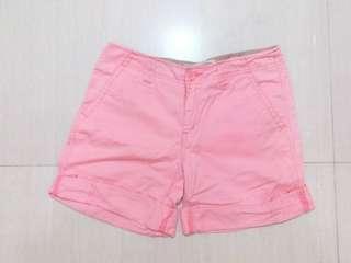 Short pants (pink)