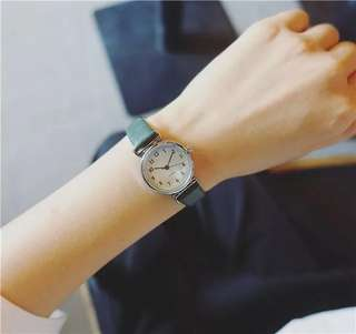 PREORDER - Ulzzang Vintage Lady's Watch