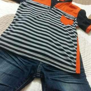 Set pakaian lelaki
