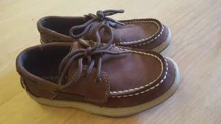 Slightly used Sperry Shoes for kids