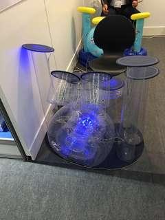 Inflatable E-drums ( Q-drum S-301 )