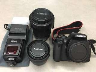 Canon DSLR 550D