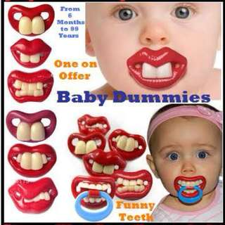 Pacifier Dummy