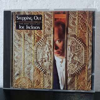 CD》Stepping Out - The Very Best Of Joe Jackson