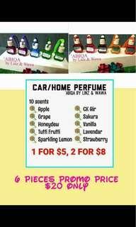 Car/Room perfume by Abiqa