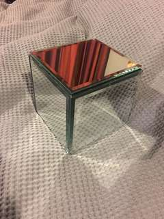 Mirror Jewellery Box