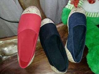 Flat Shoes Espadrille