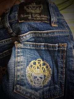 Hip victoria beckam jeans