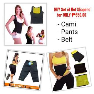 Body Slimming Set