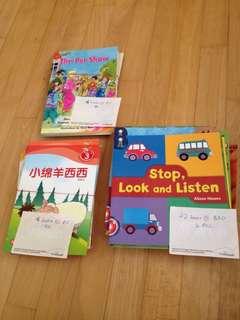 Bundle 54 Children's books $40
