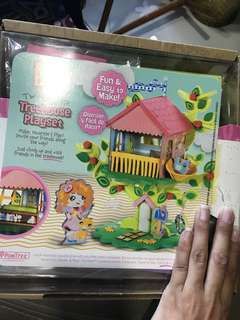 Twinkle Top Treehouse Playset