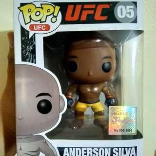 Funko Pop Anderson Silva
