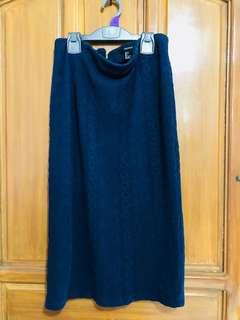 SUPER SALE! Preloved Forever21 High-Waist Skirt