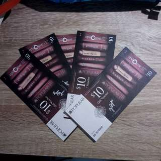 5 $10 Popular vouchers