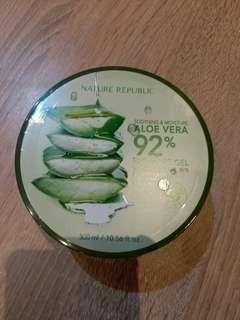ALOEVERA 92% NATURE REP ORI