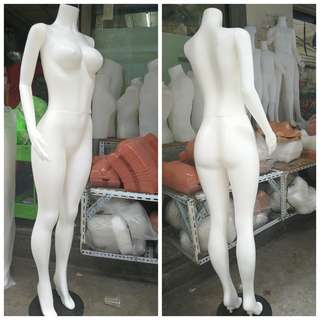 Display Headless WHOLE Body Mannequin