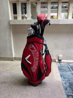 Luxury, high end, branded Golf equipment for beginners