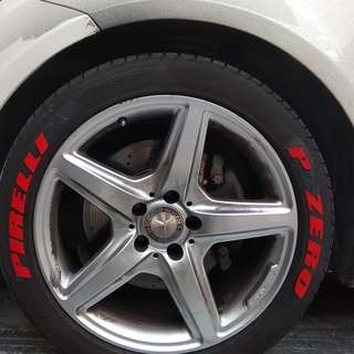 Tyre Letters