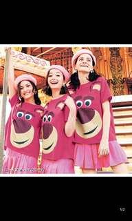 Bellemaison x Disney迪士尼 短袖T恤 米奇/米妮/三眼仔/草莓熊