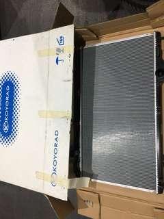 Lexus is250 radiator