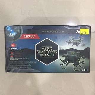 🔥NEW🔥 Micro Quadcopter VCAMHD