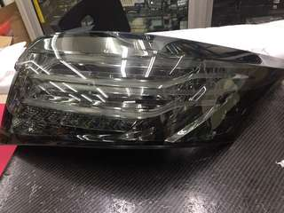 Vios tail lamp light bar led(Mercedes)