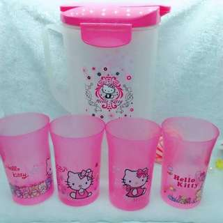 Hello kitty 4in1 pitcher 2200ml