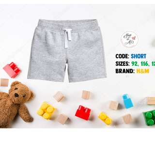 H&M Easy Shorts for Kids (Cheap but Excellent Quality!)