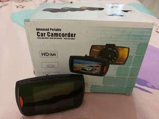 New Car Recorder