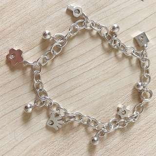 Folli Follie 925 silver bracelet