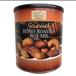 Savanna Honey roasted nut mixed 蜂蜜混合果仁