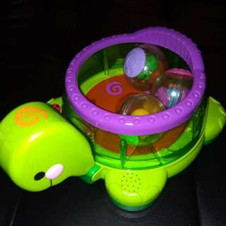 Fisher Price turtle Toy