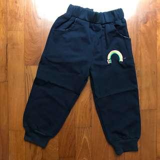 BN Toddler boy navy long pants