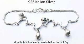 Double Box bracelet