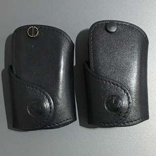 BMW Genuine Leather Car Key Cover (PML)