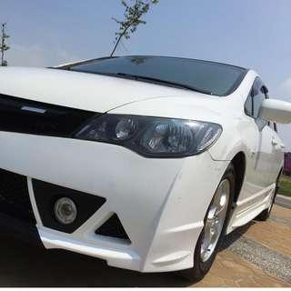 2009年  K12  1.8白色