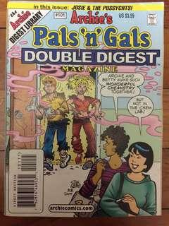 Archie comic no 101