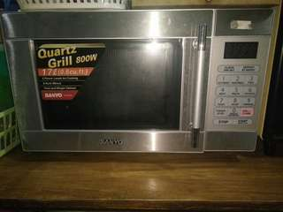 Microwave + Oven