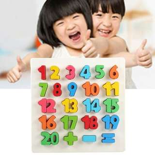 Numbers Educational Toy