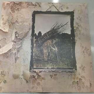 Led Zeppelin – Led Zeppelin IV, Vinyl LP, Presswell Pressing, Atlantic – SD 7208, 1971, USA