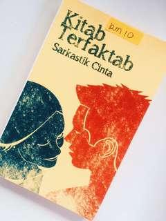 Kitab Terfaktab 3 - Sarkastik Cinta by Alexia Aqram