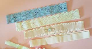 Baby Girl Headbands (set of 4)