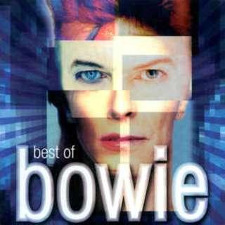 David Bowie Best Of Bowie cd