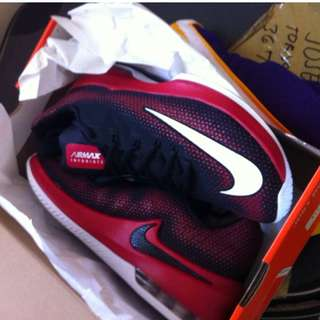 Nike airmax infuriate size 11 brand new from japan
