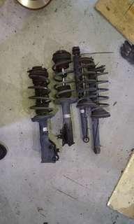 Honda Civic FD Absorber 1 Set