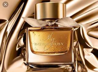 WTS: my Burberry limited edition perfume