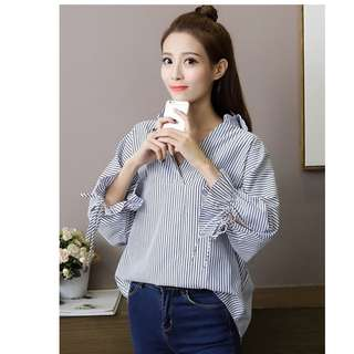 GSS1120 CASUAL-BLOUSE (instock)