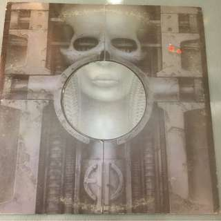 Emerson, Lake & Palmer ‎– Brain Salad Surgery, Vinyl LP, Manticore ‎– MC 66669, 1973, USA