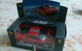 430 Suderia Ferrari toy car